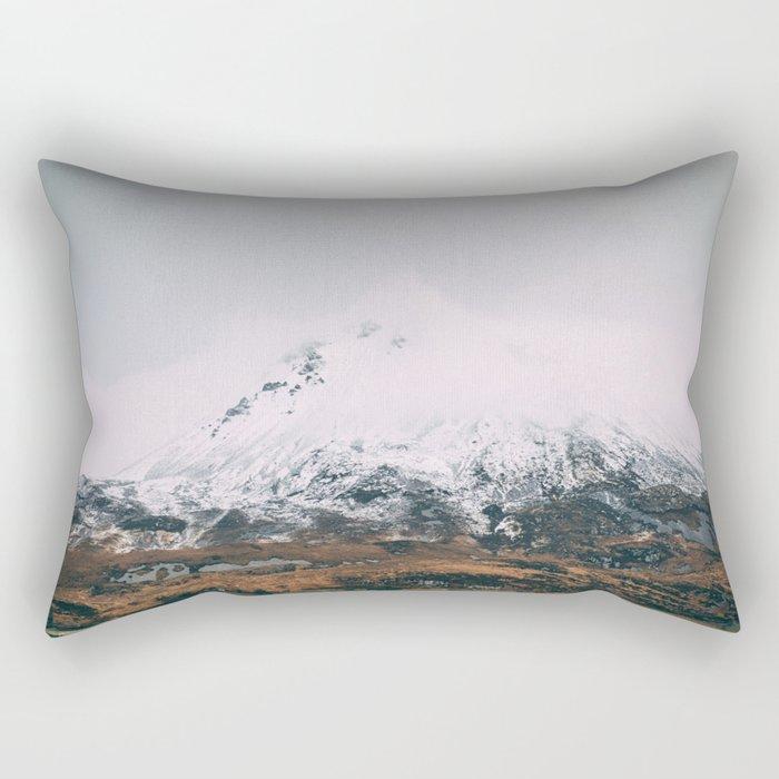 Mount Errigal - Ireland Print (RR 257) Rectangular Pillow