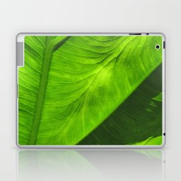 Tropical Green Laptop & iPad Skin