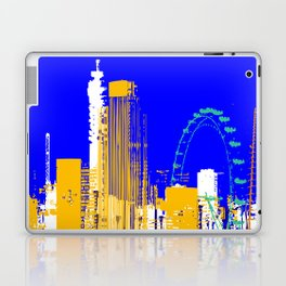 leaving london 23.34 Laptop & iPad Skin