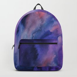 ON HOLD Watercolour Backpack