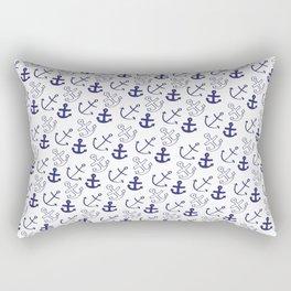 Anchors Rectangular Pillow
