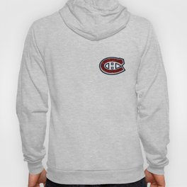 Montreal Canadian's Logo Hoody
