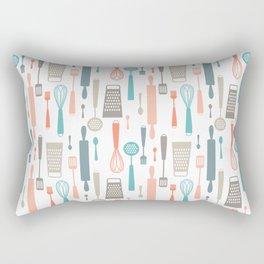 Kitchen utensils Rectangular Pillow