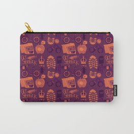 The Reichenbach Fall Carry-All Pouch