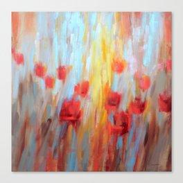 Softly Canvas Print