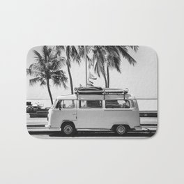 Retro Van Bath Mat