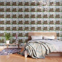 Victorian Winter Wallpaper