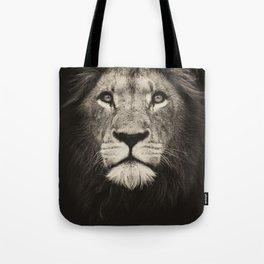 Mr. Lion King Tote Bag