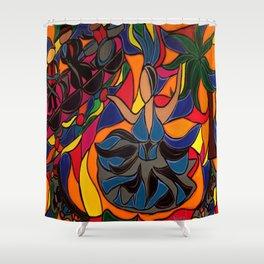 Tucan Con Alma Shower Curtain