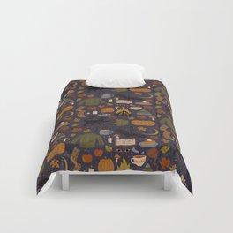 Autumn Nights Comforters