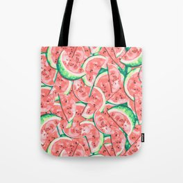 Watermelons Forever | Pastels Tote Bag