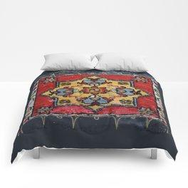Antique Carpet Sadle Bag Comforters