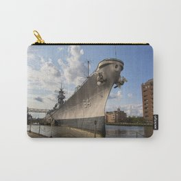 USS Wisconsin Carry-All Pouch
