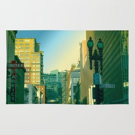Geary St. SF Rug