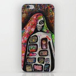 Apocalypse Girl iPhone Skin