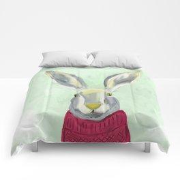 Warm Bunny Comforters