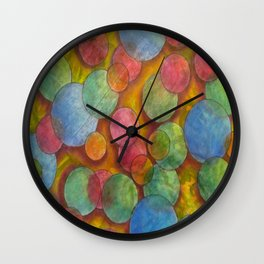 Rabble Rousers Wall Clock