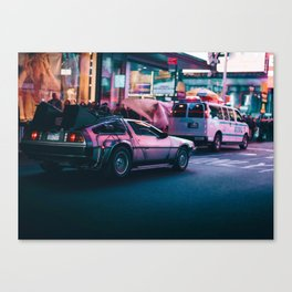 outta time.. Canvas Print