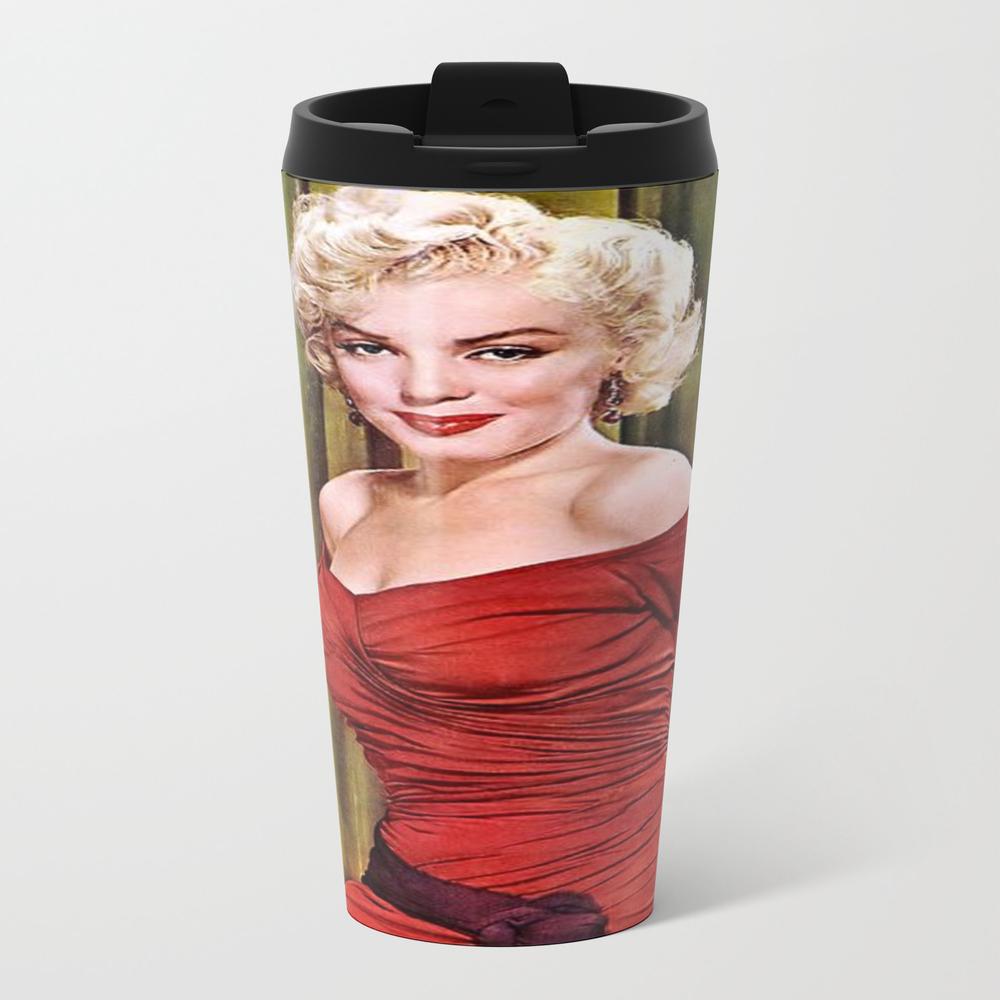 Monroe 1952 Ceramic Travel Mug TRM8943161