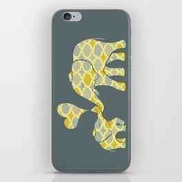 Elephant Hugs iPhone Skin