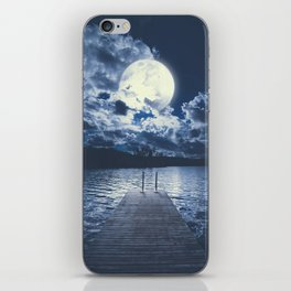 Bottomless dreams iPhone Skin