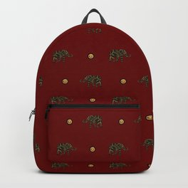 Elephants II Backpack