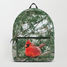 Tree for Two (Northern Cardinals) Backpack