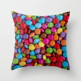 Candys Throw Pillow