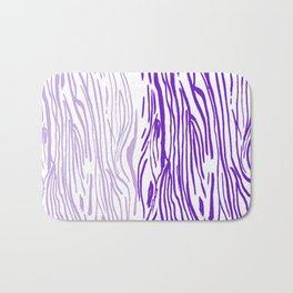Purple Pastels Bath Mat