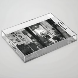 Through The Window Acrylic Tray