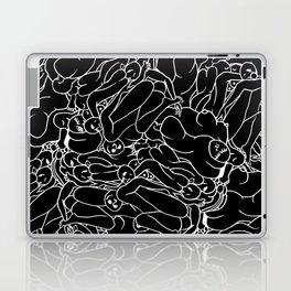 Fifty shades of Love (Dark) Laptop & iPad Skin