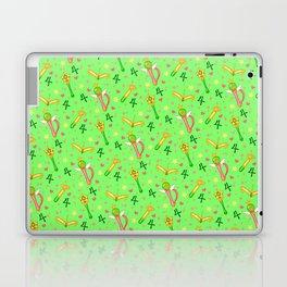 Sailor Jupiter Pattern / Sailor Moon Laptop & iPad Skin