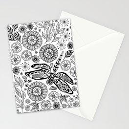 Dragonfly garden Stationery Cards