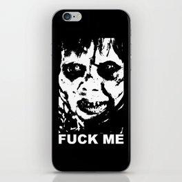 Fuck Me iPhone Skin