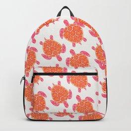 Sea Turtle – Melon Palette Backpack