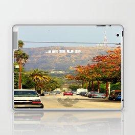 Make Jesus Famous Laptop & iPad Skin