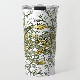 Neverending Story Inspired Auryn Garden Travel Mug