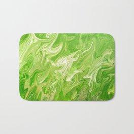 Green light Bath Mat