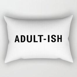 Adult-ish Rectangular Pillow