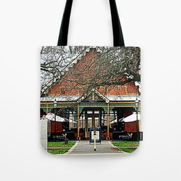Pipers Restaurant Tote Bag
