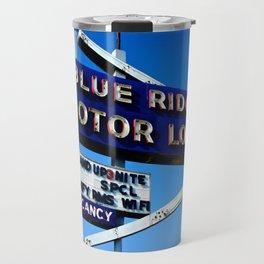 Blue Ridge Motor Lodge Travel Mug