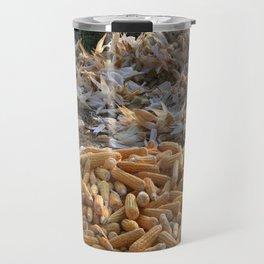 Sweet Corn and Husks Travel Mug