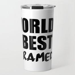 worlds best paramedic Travel Mug