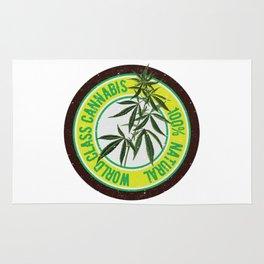 World Class Cannabis Rug