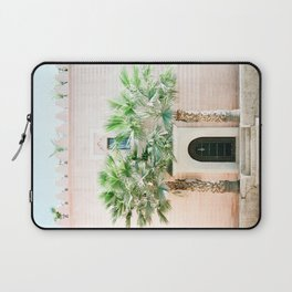 """Travel photography print """"Magical Marrakech"""" photo art made in Morocco. Pastel colored. Laptop Sleeve"""