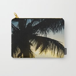 Palm Beach Gold Carry-All Pouch