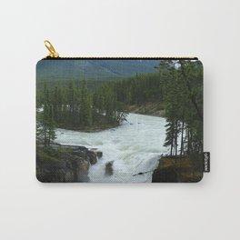 Sunwapta Falls View Carry-All Pouch