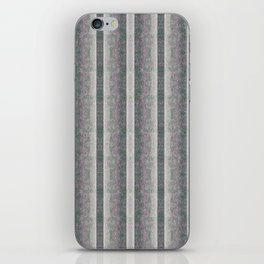 Grey Garden iPhone Skin