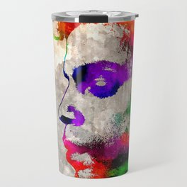 Prince Watercolor Travel Mug