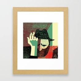 Hands 2 Framed Art Print